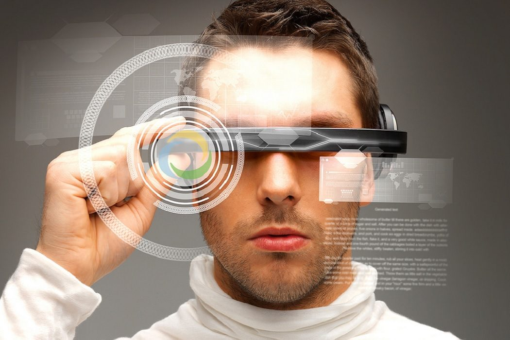 Internet of Things Future Eyewear