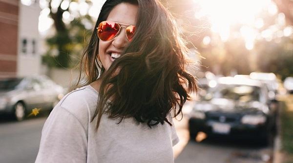 Scandinavian Minimalism muted colour sunglasses