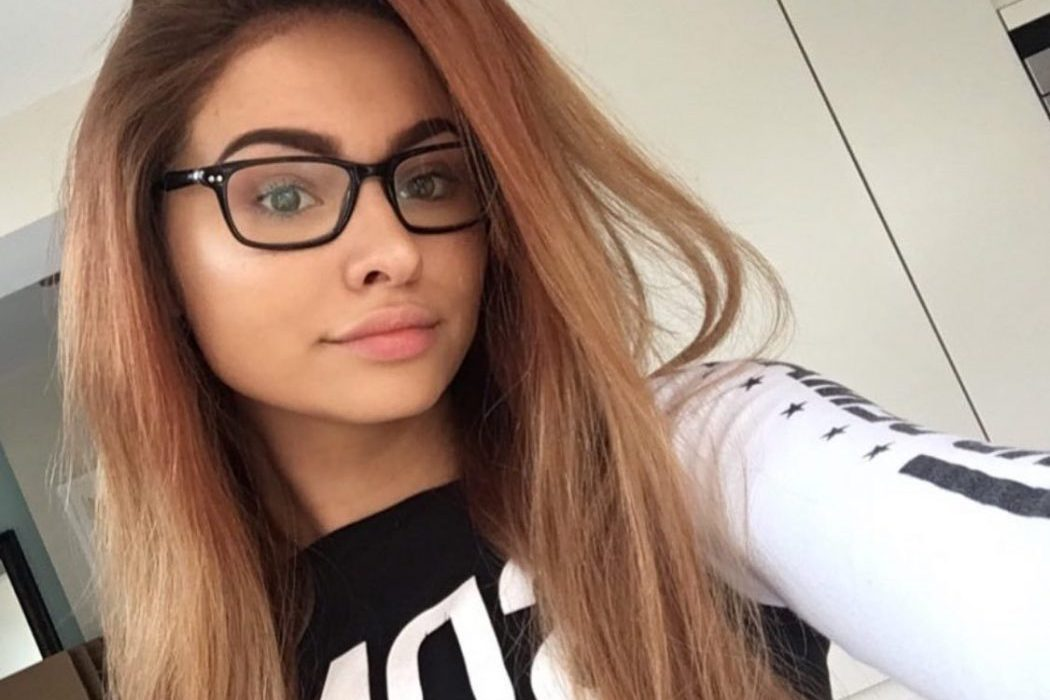 f11f7f8e57c5 YouTube Sensation Talia Mar  Her Best Eyewear Looks. talia mar