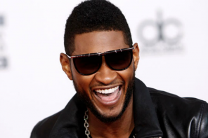 Usher: Steal His Shades