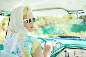 trend alert extreme cateye sunglasses