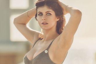 Alexandra Daddario for GQ Magazine