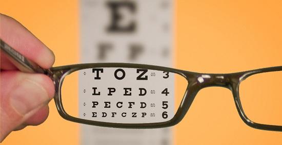 Best Eye Health Apps 2018 eye test