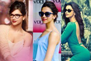 Deepika Padukone's Vibrant Sunglasses