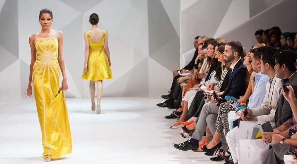 NYFW colour trends yellow
