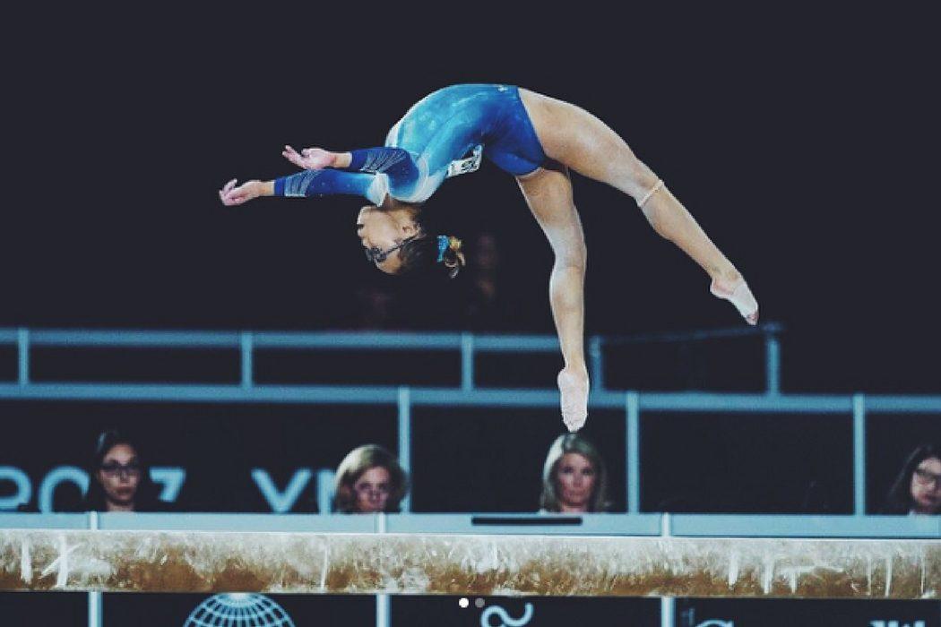 morgan hurd gymnast