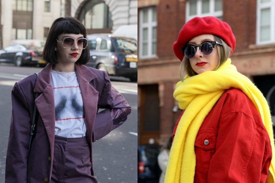 london fashion week aw18