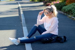 Top 5 Ways To Style Trainers With Specs