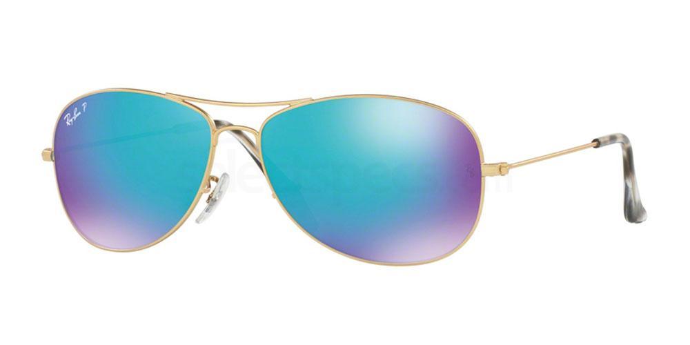 Ray-Ban Aviator gold sunglasses