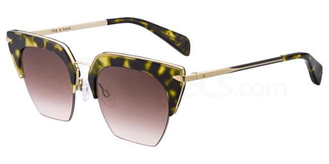 cat eye leopard sunglasse