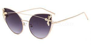 Chantelle Jeffries best cateye sunglasses