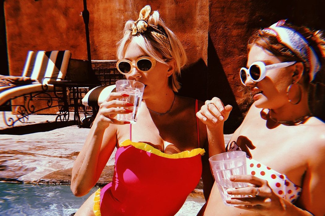 Caroline Vreeland best sunglasses