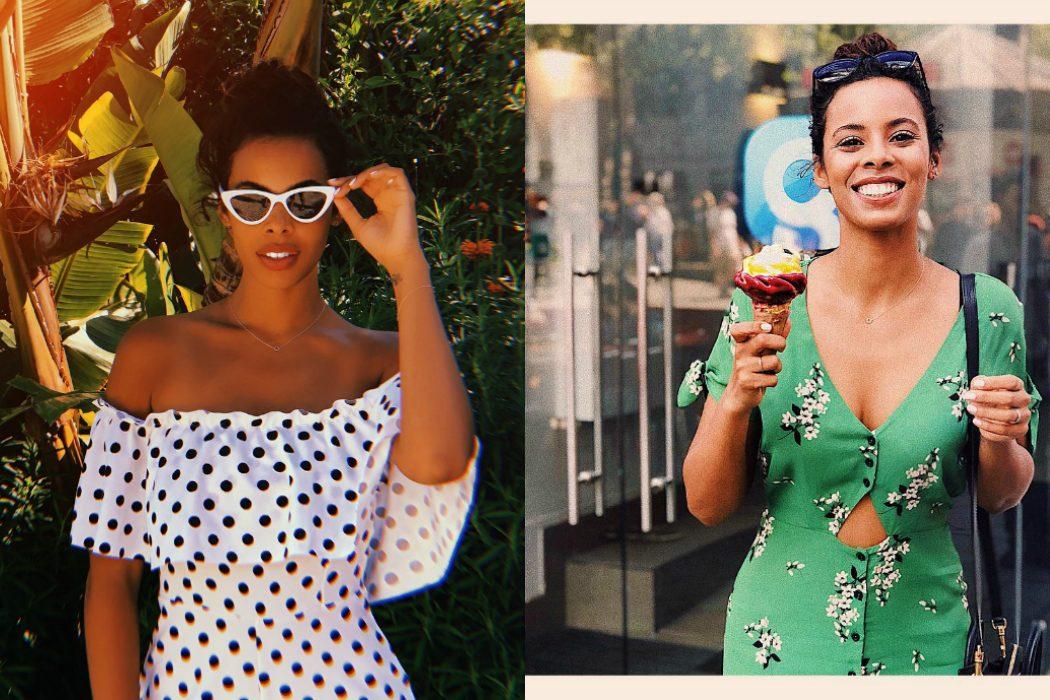 Singer Turned Tv Presenter Rochelle Humes Eyewear Style Profile Fashion Lifestyle Selectspecs Com