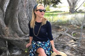 Reese Witherspoon Eyewear Style and Draper James News