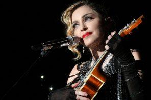 Madonna's Eyewear Evolution