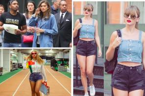 Celebrity Street Style Eyewear Inspiration