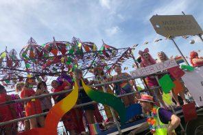 Brighton Pride: Sunglasses Style