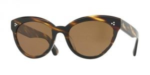 havana cat eye sunglasses