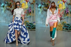 Fyodor Golan SS19 at London Fashion Week
