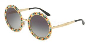 D&G stones colourful sunglasses