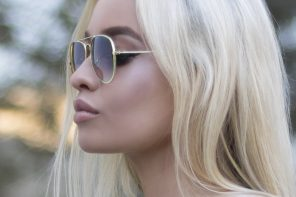 gold sunglasses trend 2019 womens fashion trends