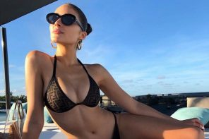 olivia culpo world's sexiest woman 2019 sunglasses style steal