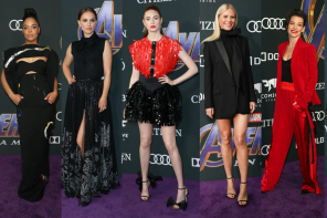 Avengers Endgame: Best Fashion From The Red Carpet Premiere