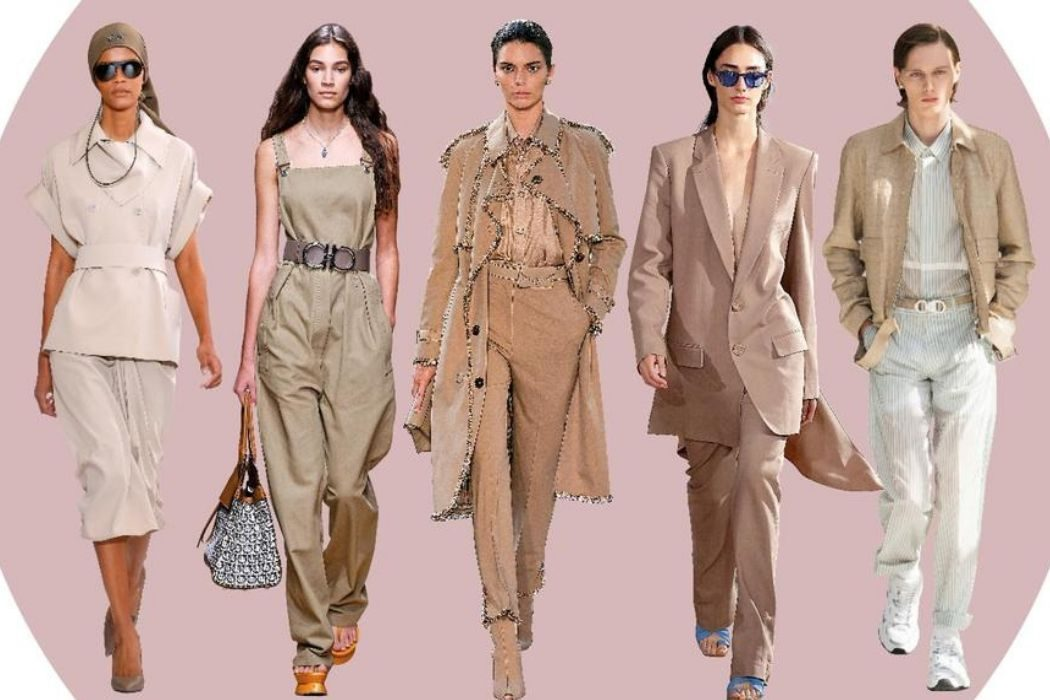 how to style beige ss19