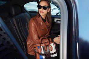 Irina Shayk: Sunglasses Style
