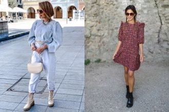 how to style puffed sleeves