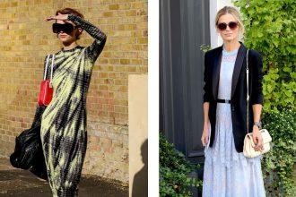 best street style from london fashion week ss21
