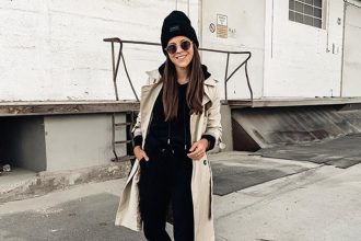 how to style the trench coat in 2020