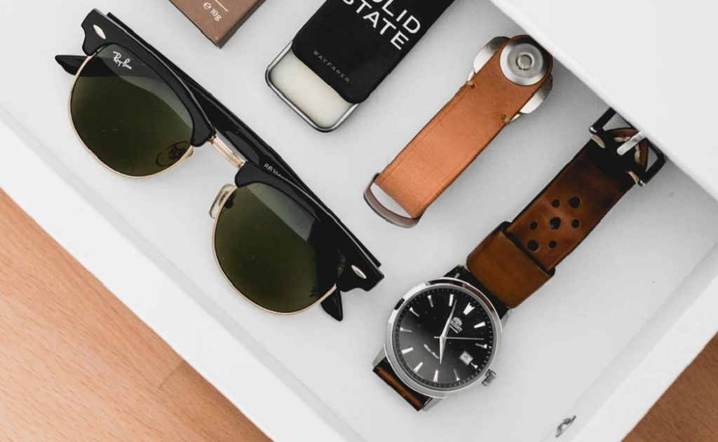 Men's Christmas Gift Guide Sunglasses Eyewear Brands Ray-Ban