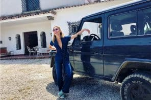 Bridgerton's Phoebe Dynevor Her Chic Sunglasses Style