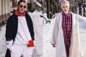 Copenhagen Fashion Week AW21: Best Street Style Looks