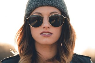 twisted aviators sunglasses trend 2021 womens eyewear