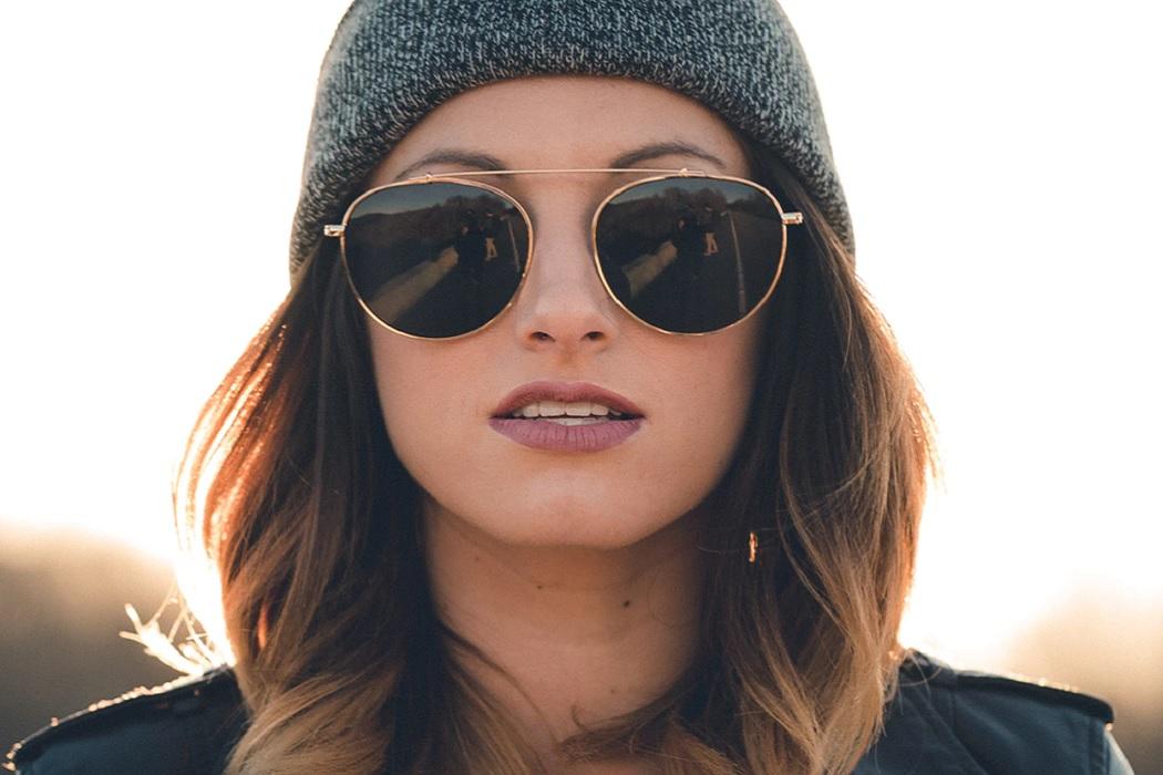 twisted aviators sunglasses trend 2021 womens eyewear