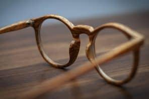 Wooden Glasses: Au Naturel is the Big Eyewear Trend for 2021