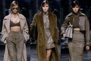 Fendi AW21 at Milan Fashion Week